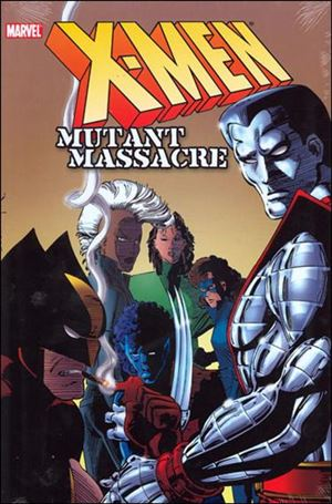X-Men: Mutant Massacre nn-A