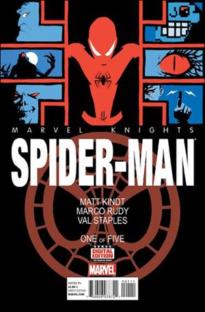 Marvel Knights: Spider-Man (2013) 1-A