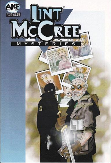 Lint McCree Mysteries 1-A by AKF Comics