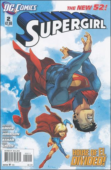 Supergirl (2011) 2-A by DC