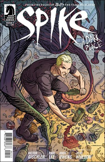 Spike (2012) 1-B by Dark Horse