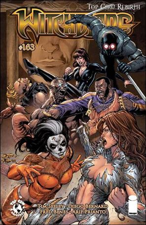 Witchblade 163-B