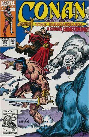 Conan the Barbarian (1970) 258-A