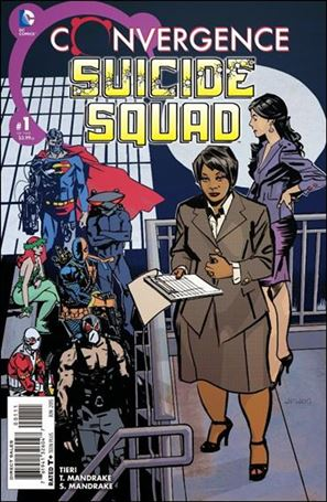 Convergence Suicide Squad 1-A
