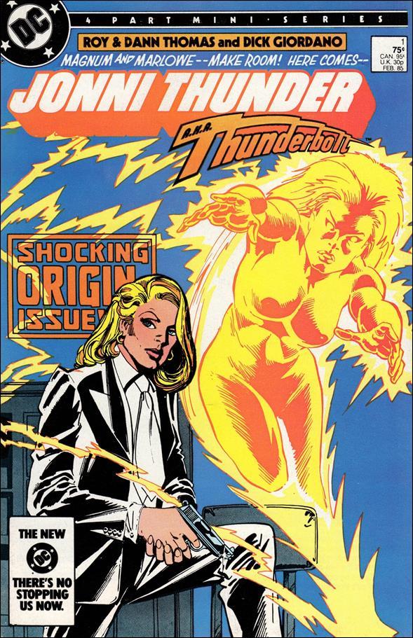 Jonni Thunder 1-A by DC