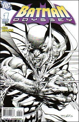 Batman: Odyssey (2010) 1-B by DC