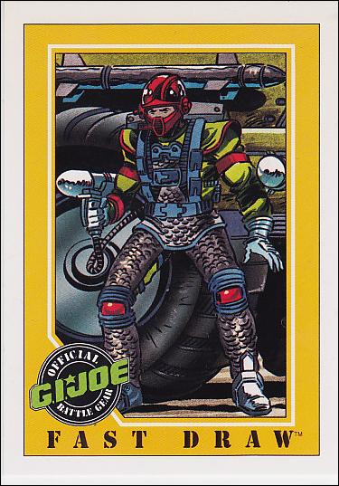 G.I. Joe (Base Set) 66-A by Impel