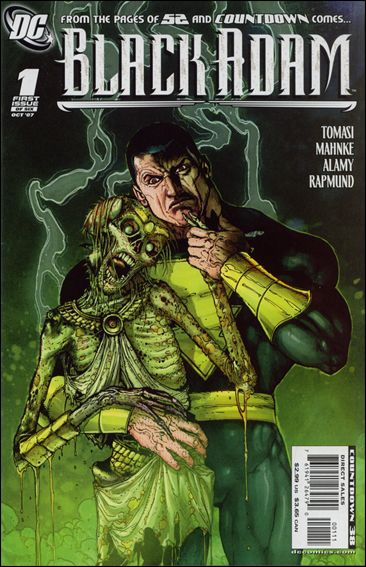 Black Adam: The Dark Age 1-A by DC