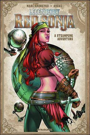 Legenderry Red Sonja nn-A