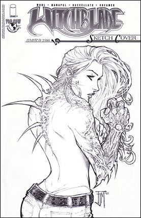 Witchblade 70-B by Top Cow