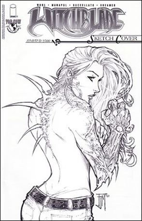 Witchblade 70-B