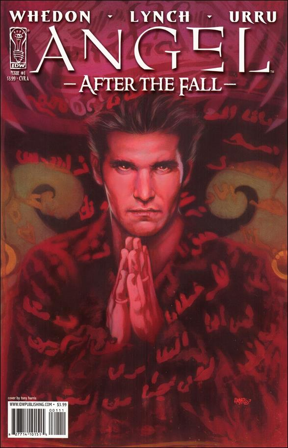 Angel: After the Fall 1-A by IDW