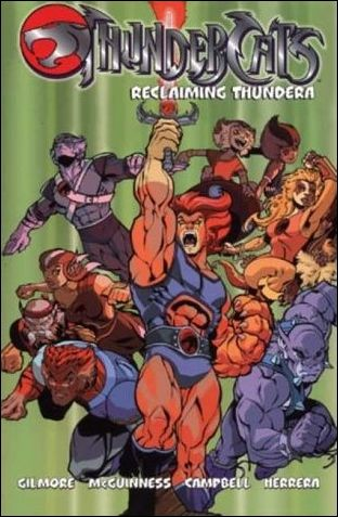 ThunderCats 1-A by WildStorm