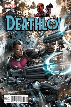 Deathlok (2014) 1-D