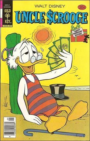 Walt Disney's Uncle Scrooge 156-A