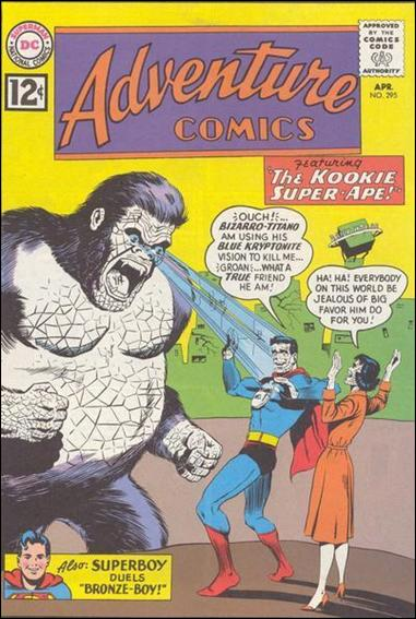 Adventure Comics (1938) 295-A by DC