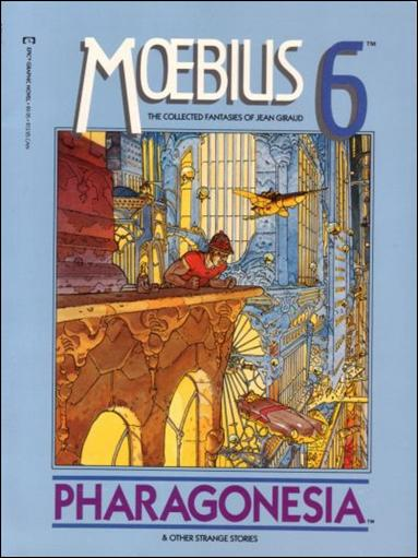 Epic Graphic Novel: Moebius 6-A by Epic