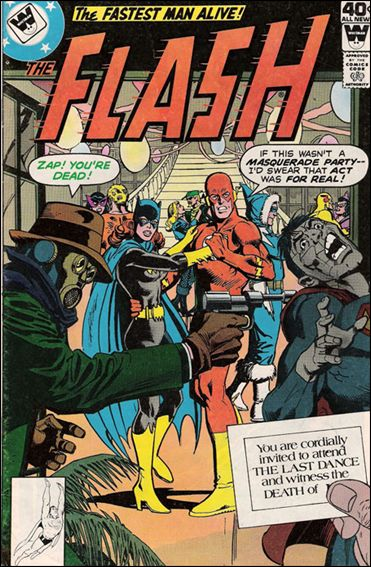 Flash (1959) 275-B by DC