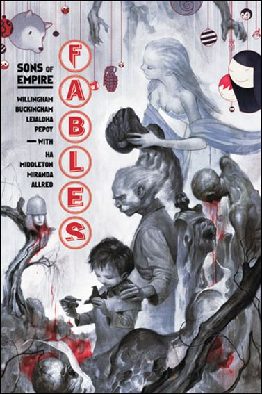 Fables 9-A by Vertigo
