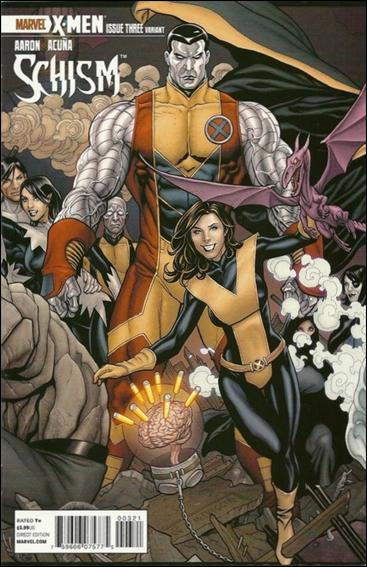X-Men: Schism 3-B by Marvel