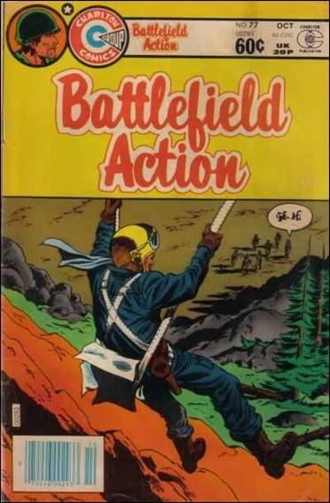 Battlefield Action 77-A by Charlton