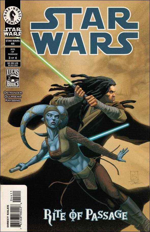 Star Wars/Star Wars Republic 44-A by Dark Horse