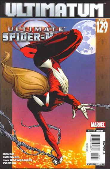 Ultimate Spider-Man (2000) 129-A by Marvel