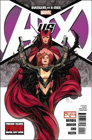Avengers vs X-Men 0-G