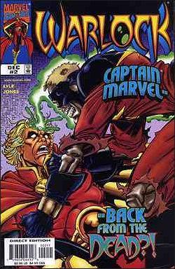 Warlock (1998) 2-A by Marvel