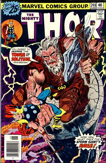 Thor (1966) 248-A by Marvel