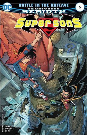 Super Sons 5-A