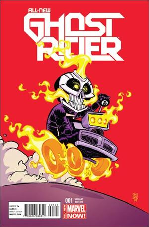 All-New Ghost Rider 1-E