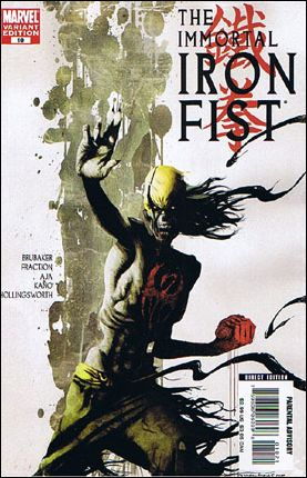 Immortal Iron Fist 10-B by Marvel