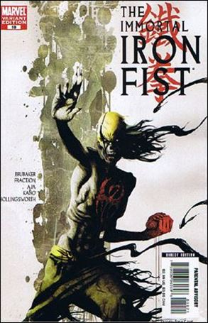 Immortal Iron Fist 10-B
