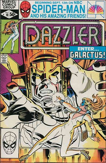 Dazzler (1981) 10-A by Marvel