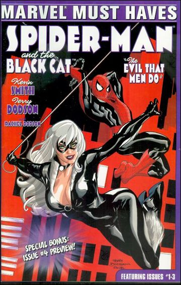 Marvel Must Haves: Spider-Man/Black Cat: The Evil That Men Do 1-A by Marvel