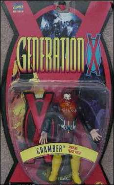 X-Men (Generation X) Chamber by Toy Biz