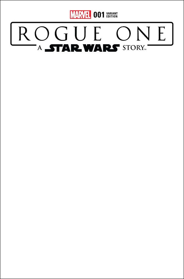 Star Wars: Rogue One Adaptation 1-D by Marvel