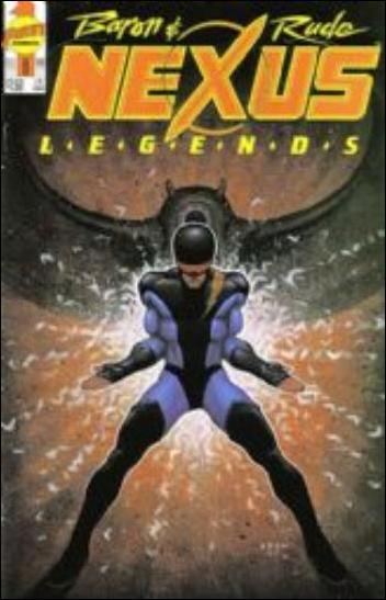 Nexus Legends 8-A by First