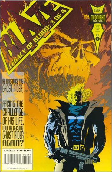 Blaze: Legacy of Blood 3-A by Marvel