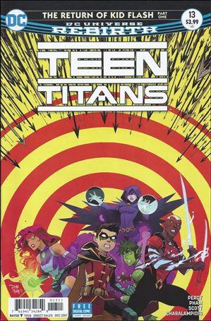 Teen Titans (2016) 13-A