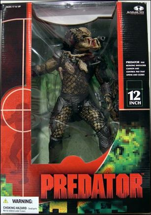 Alien and Predator (Super-Sized) Edition Predator (12 Inch)
