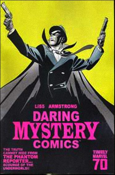 Daring Mystery Comics 70th Anniversary Special 1-B by Marvel