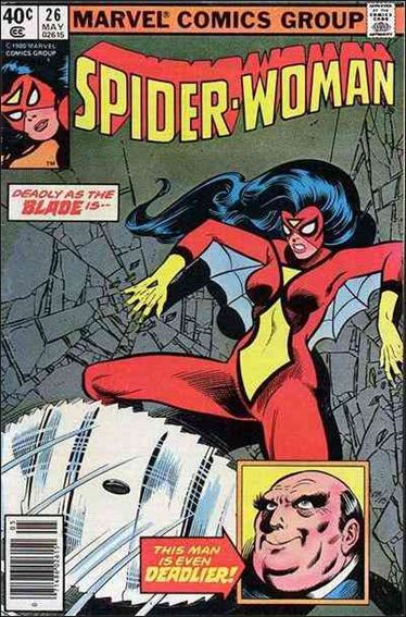 Spider-Woman (1978) 26-A by Marvel