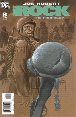 Sgt. Rock: The Prophecy 6-A