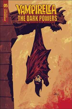 Vampirella: The Dark Powers 5-F