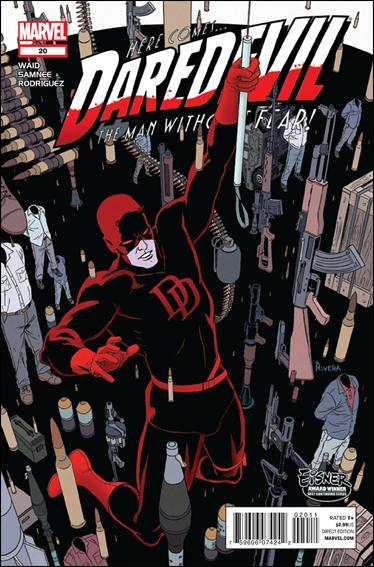 Daredevil (2011) 20-A by Marvel