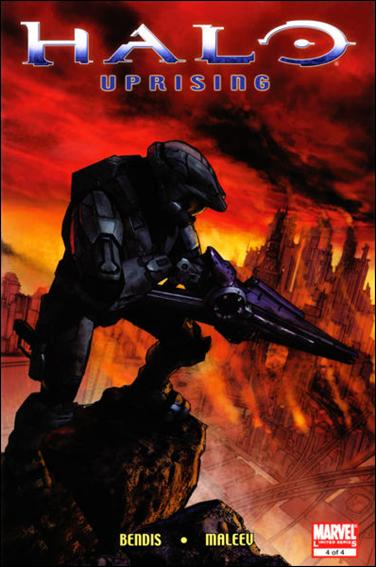 Halo: Uprising 4-A by Marvel
