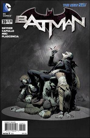 Batman (2011) 39-A