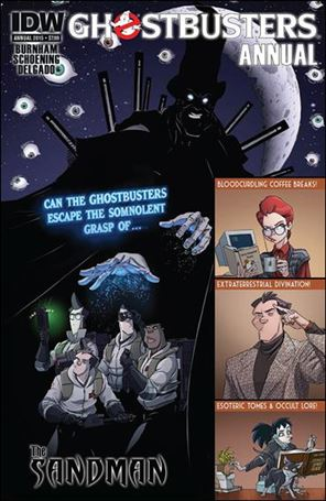 Ghostbusters Annual 2015-A